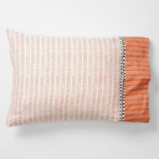 Contemporary Bed Pillows And Pillowcases by Anthropologie