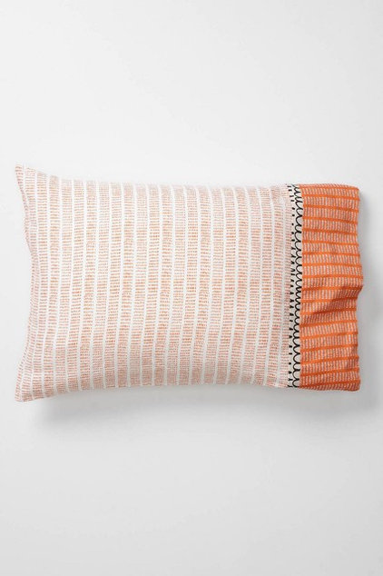 Contemporary Pillowcases And Shams by Anthropologie