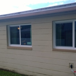 Windows - Replacement Hurricane Impact Slider Windows