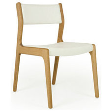 Modern Dining Chairs by Urbanspace Interiors