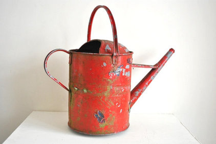 Traditional Watering Cans by Etsy