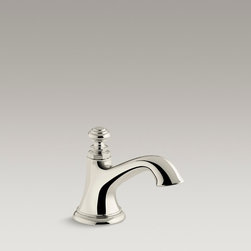 Kohler Artifacts Faucet - Artifacts faucets combine quality craftsmanship with artisan designs to lend character and authenticity to your space—as a finishing touch or the central piece to build the room around. Model Number: K-72759-SN