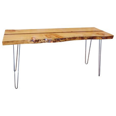 Rustic Console Tables by Pink Pig Cottage Antiques