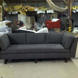 Thankgiving Projects - The Montrose Sofa