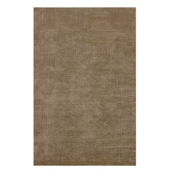 Candice Olson - Candice Olson Luminous Contemporary Hand Knotted Wool Rug X-85-7003NML - Surya's Luminous Collection is the result of combining refined luxury, elegant design and urbane sensibility. In sleek shades of cool gray, pale blue and soft black, each rug is a masterful creation. Hand-knotted from the finest Semi-Worsted New Zealand Wool, each rug represents superior craftsmanship and premier style that will blend seamlessly with any transitional or contemporary setting.