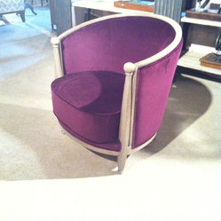 Nicolas Chair - Cornerstone Home Interiors