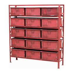 Rockwell 15 Drawer Chest