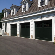 Traditional Garage Doors by Vintage Custom Doors