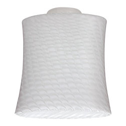 "Westinghouse Lighting - Westinghouse Lighting 2 1/4 Lunar Weave Lamp Shade (4-Pack) (8141200) - Westinghouse Lighting 8141200 2 1/4"" Lunar Weave Lamp Shade (4 Pack)"