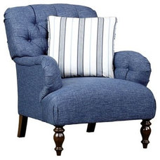 Contemporary Accent Chairs by Havertys