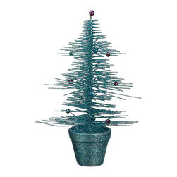 Silk Plants Direct - Silk Plants Direct Glitter Spike Table Tree (Pack of 8) - Pack of 8. Silk Plants Direct specializes in manufacturing, design and supply of the most life-like, premium quality artificial plants, trees, flowers, arrangements, topiaries and containers for home, office and commercial use. Our Glitter Spike Table Tree includes the following: