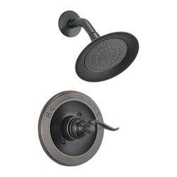 Delta - Delta BT14296-OB Windemere Monitor 14 Series Shower Trim (Oil Rubbed Bronze) - The old-world style and traditional charm of the Windemere series will bring an air of grace to any room in your home.