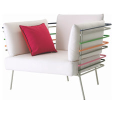 modern outdoor chairs by Flodeau