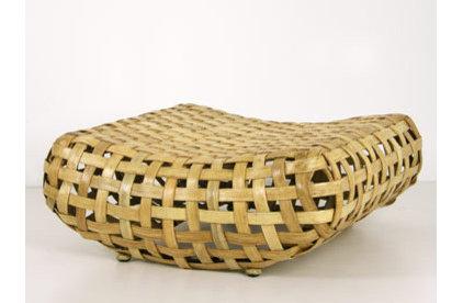Tropical Footstools And Ottomans by Melissa de la Fuente