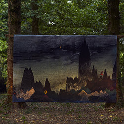 Carpates Wallpaper - This awesome wallpaper is slightly spooky and totally moody.