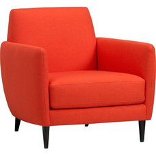 Midcentury Accent Chairs by CB2