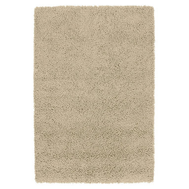 """Kaleen - Kaleen Desert Song Desert Song (Fawn) 3'6"""" x 5'6"""" Rug - Desert Song Shag is a totally irresistible collection of deep and ultra-thick comfort, handmade of 100% wool in India. A natural color pallet produced from felted yarns and spun from top quality 100% virgin wool, will bring your feet luxurious happiness!"""