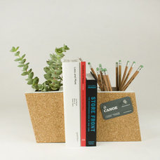 Modern Bookends by Canoe