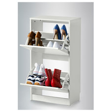 Contemporary Clothes And Shoes Organizers by IKEA