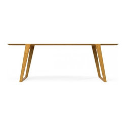 Kalon Studios Isometric Table Bamboo