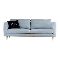 Gingko - Jacobson Linen Sofa, Cream Linen - FEATURES