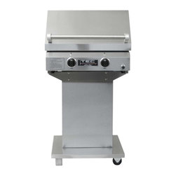 TEC - TEC Sterling II FR Infrared Grill | Pedestal | NG - ST2NTFR & ST2PED - TEC Gas Grills Sterling II FR Infrared Natural Gas Grill On Pedestal