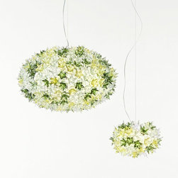 Kartell - Kartell | Bloom New Pendant Light - Design by Ferruccio Laviani.
