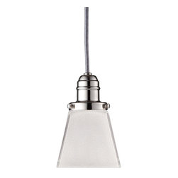 Hudson Valley - Hudson Valley Lighting 3101-PN-436 120 1 Light Pendant - Hudson Valley Lighting 3101-PN-436 120 1 Light Pendant