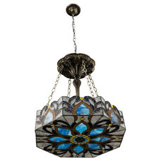 eclectic pendant lighting by recollections.com.au