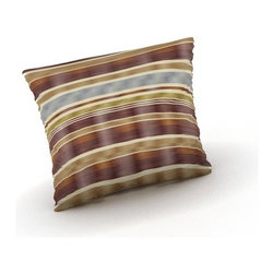 dCOR design - Navajo Throw Pillow (Set of 4) - Add another level of comfort to your outdoor furniture with colorful Sonax Navajo throw pillows. Tough enough to be outside with you all day, but soft enough to want inside at night. Easily unzip the durable outer shell for washing when necessary. Quality polyester and solid stitching give these outdoor pillows a long bright life. Bring these quality pillows from Sonax home and add a splash of color to your summer. Features: -Color: Navajo. -Material: Polyester. -High grade stuffed polyester cushions for maximum quality and comfort. -Water resistant upholstery ready for the outdoors. -Easy to wash, zippered outer shell. -Sold in a set of four pillows. -One year warranty.