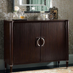 """Dark Chocolate Chest - Warm and rich in design, you'll love this """"Dark Chocolate Chest"""" loaded with lots of great storage.  Perfect in an entry, living room or any room of your home where additional storage space is needed.44""""W x 16""""D x 36""""H. Imported."""