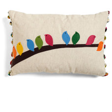 Contemporary Pillows by ModCloth