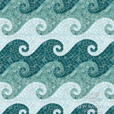 Tile by New Ravenna Mosaics