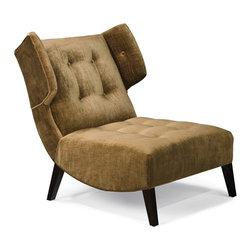 Thayer Coggin - Caterpillar Lounge Chair from Thayer Coggin - Thayer Coggin Inc.