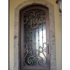 Traditional Front Doors by Modern Steel Doors