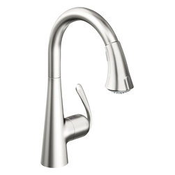 Grohe - Grohe 32298SD0 Realsteel Ladylux One Handle Pulldown Bar Faucet - Grohe 32298Sd0 Realsteel Ladylux one handle Pulldown Bar Faucet