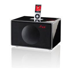 Small All-In-One Hi-Fi For iPod/iPhone, Radio and More - Black
