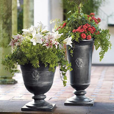 Traditional Indoor Pots And Planters by FRONTGATE
