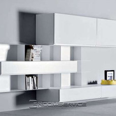 Modern Entertainment Centers And Tv Stands by RoomService 360