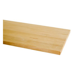 """Richelieu - FB96 96"""" Set of 2 Boards/Shelves (two 96"""" boards) - These can be used as a footer or header to give your wine racks a finished custom look.  Combine them with feet (sold separately) to raise your wine rack off the floor."""