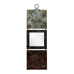 Stylecraft - Stylecraft Wi41154Ds Metal Wall Art - Stylecraft WI41154DS Metal Wall Art