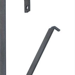 Utensil Hook Clip by Railroadware - Utensil Hook Clip - Qty: 5 - Qty: 5 - Utensil Hook Clips by Railroadware