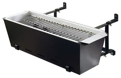 Contemporary Outdoor Grills by Connox