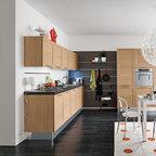 Italian Kitchens (by EFFEQUATTRO - Quadra) - evaa