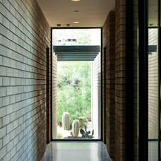 Modern Hall by Kevin B Howard Architects, AIA