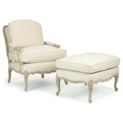 traditional armchairs by Ballard Designs