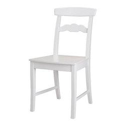 LANNI Chair - Chair, white
