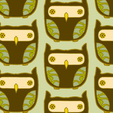 Modern Fabric by Spoonflower