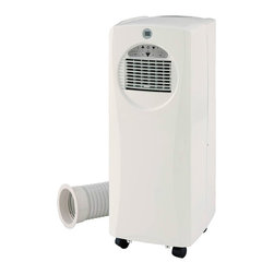 SPT - SPT SlimLine WA-9061H 9,000BTU AC with Heater - Stay cool or warm and breathe fresher air with this SlimLine WA-9061H unit. This cooling, dehumidifying and fan all in one is powered by 9,000btu cooling and 8,500btu heating capacity, and ideally cools or heats an area up to 250 square feet.