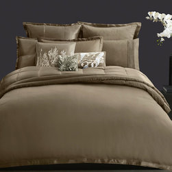 Donna Karan Collection Modern Classics Bedding - Opluent… Modern… Soothing